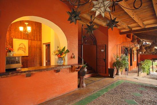 Ingreso principal – obrázok La Casa de Maty, Tapalpa - Tripadvisor