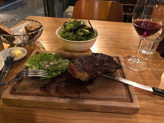 Butchery and Wine