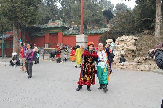 Beijing, Cina: folklor