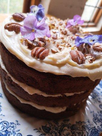 Napier, Южная Африка: Carrot cake