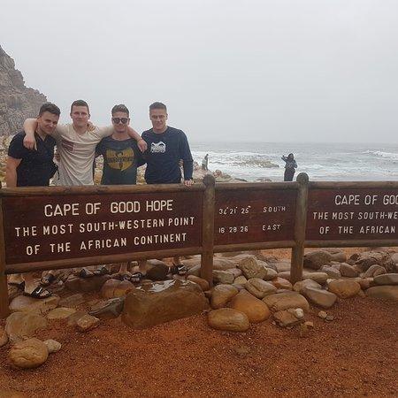 Cape Point, Južná Afrika: Cape of Good Hope