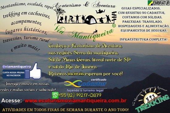 Серра-да-Мантикейра: Conheça o Turismo de Aventura na Serra da Mantiqueira!