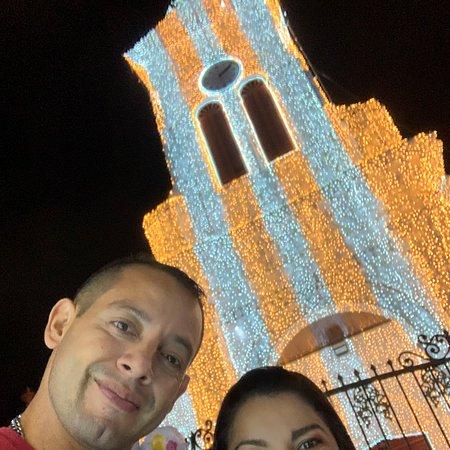 Parroquia Sta Ana Santuario de María Auxiliadora .Sabaneta