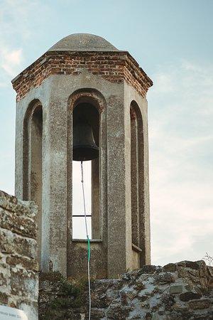 Feres, Grecia: Panagia Kosmosotira  Kirchen Glocke