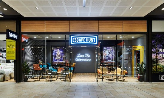 Escape Hunt Resorts World