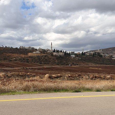 villaggio palestinese