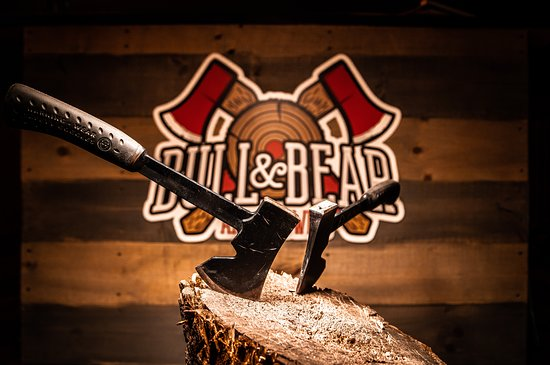 Bull & Bear Axe Throwing