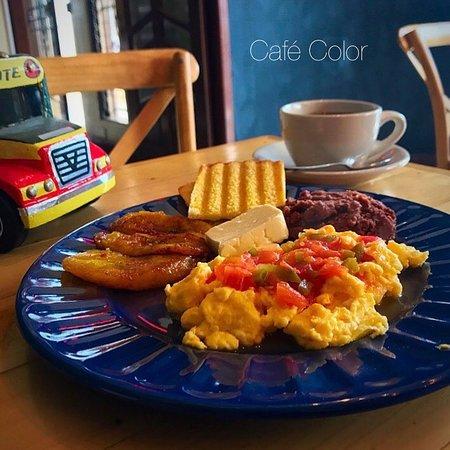 Deliciosos desayunos
