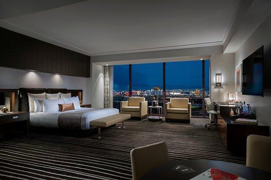 Resort King Room City View Picture Of Red Rock Casino Resort Spa Las Vegas Tripadvisor