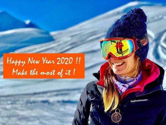 Les Houches, Francja: 2020 ! L'année du ski ;-)