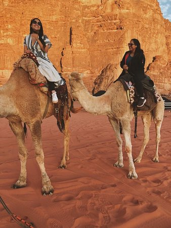 Sunset Excursion | Wadi Rum Desert: Deffdefinitely a great experience!
