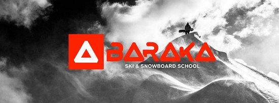 Cenes de la Vega, España: Baraka ski & snowboard, tu escuela