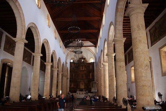 Sanctuary interior shot