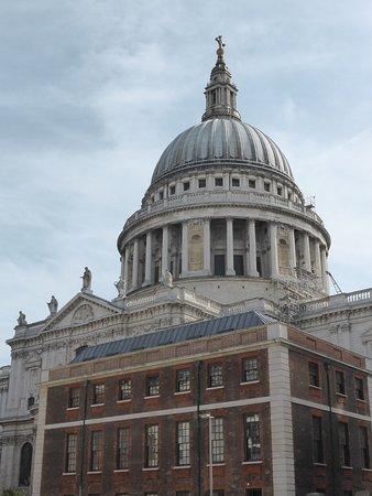 Londýn, UK: St. Paul e dintorni