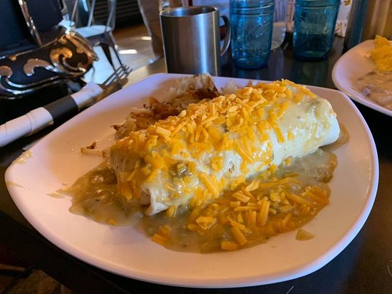 Ouray Cafe & Steakhouse - Breakfast