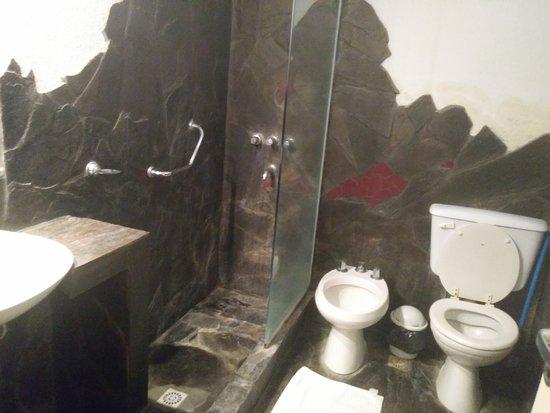 Frias, Argentina: Baño