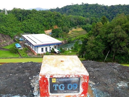 Martapura, Indonesië: Bendungan Riam Kanan