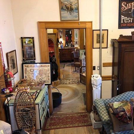Saranac Street Antiques