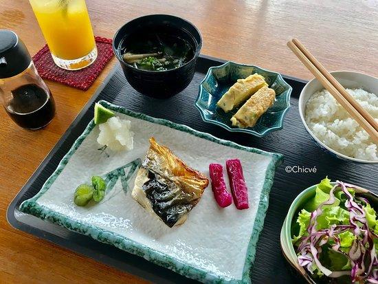 Japanese Breakfast: super tasty, totally loved it!!