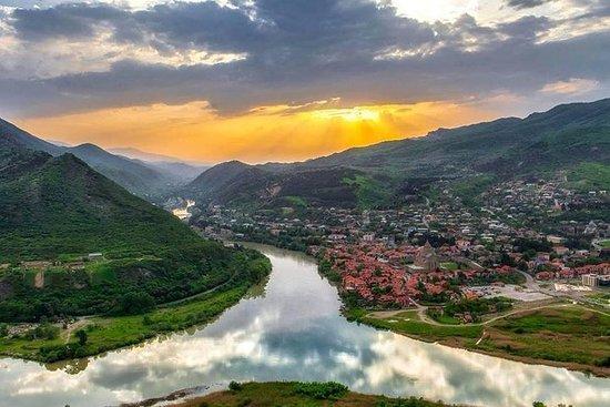Excursão de um dia a Tbilisi e Mtskheta