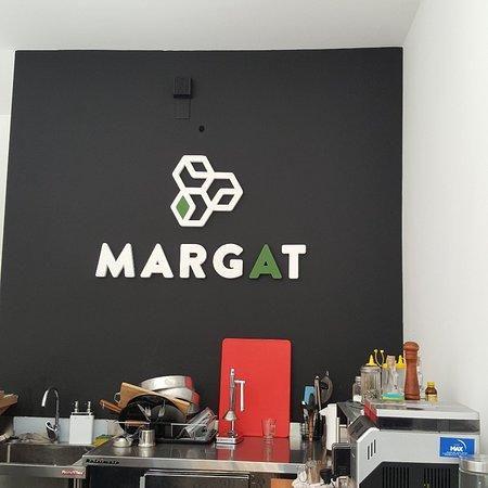 Menú Margat