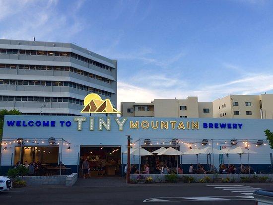 Tiny Mountain Brewery