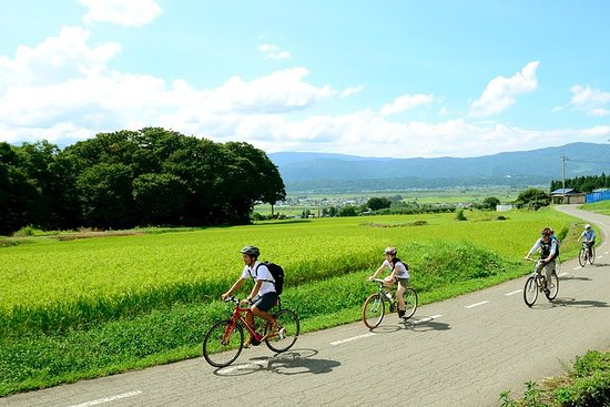 "BTF Rural Japan ""FURUSATO"" Tour à vélo"
