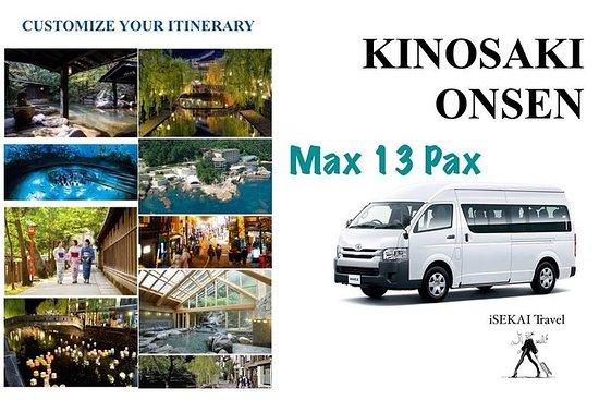 KINOSAKI ONSEN by Minivan Toyota COMMUTER 2019 Personnalisez votre...