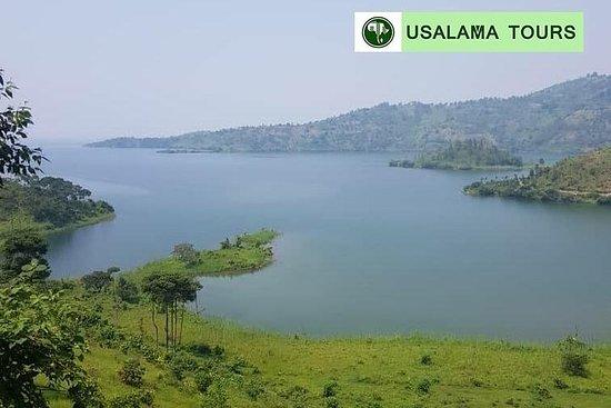 3 dias de caminhada no Congo pelo Nilo