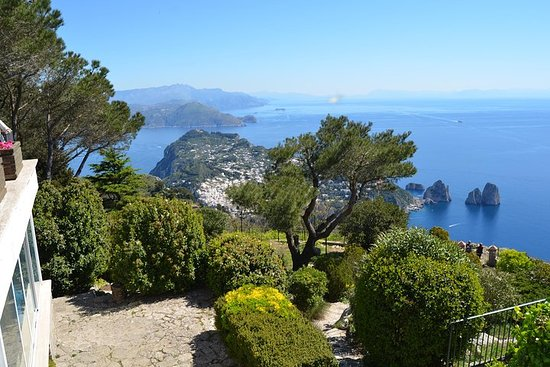 Capri-boottocht, Blue Grotto en ...