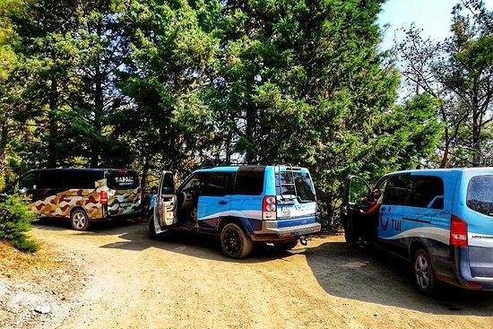 西阿提卡的4x4 Safari泻湖私人VIP冒险与午餐