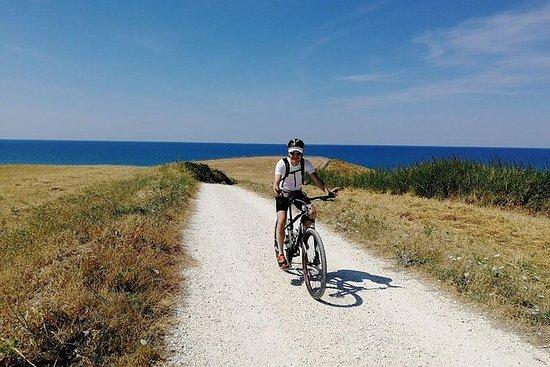 Du vélo des Abruzzes à la côte - Week-end vélo autoguidé 3 jours / 2...