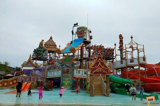 Ramayana Water Park: Day Pass