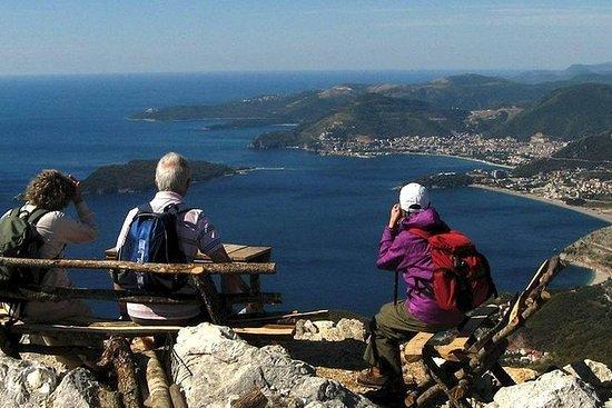 Budva Riviera privates Wandererlebnis