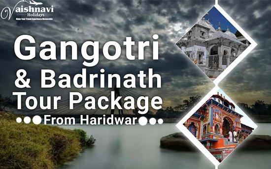 Gangotri and Badrinath Yatra Tour Package