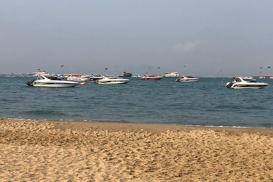 Coral Island Pattaya Speed Boat Tickets Only