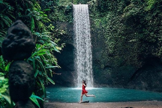 Visites cascades instagramables d'Ubud