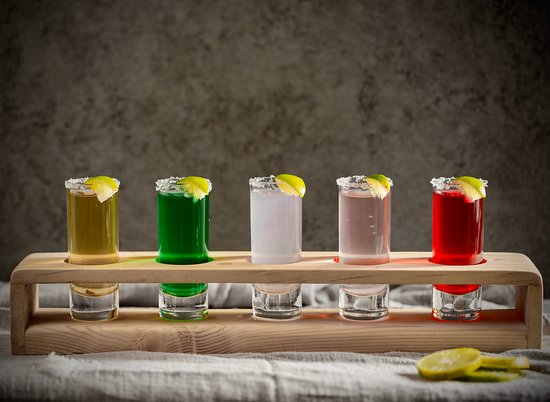Rom special set coctail