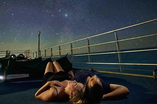 Sunlover by Starlight Overnight Outer Reef Experience: 2 giorni / 1