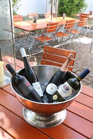 spritziges und leckere Weinauswahl