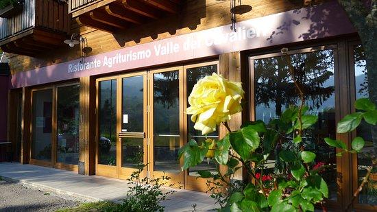Succiso, Italien: L'ingresso del ristorante
