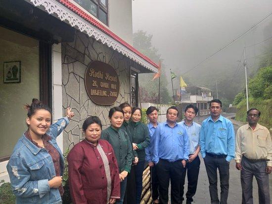 Staff of Mystic Rodhi Resort