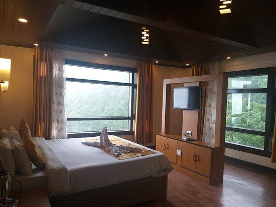 Executive rooms of Mystic Rodhi Resort at Darjeeling