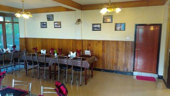 Dining area  – obrázok Mystic Rodhi Resort, Darjeeling - Tripadvisor
