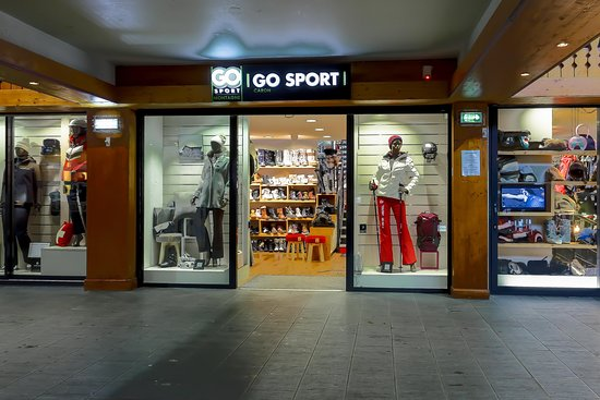 Go Sport Caron