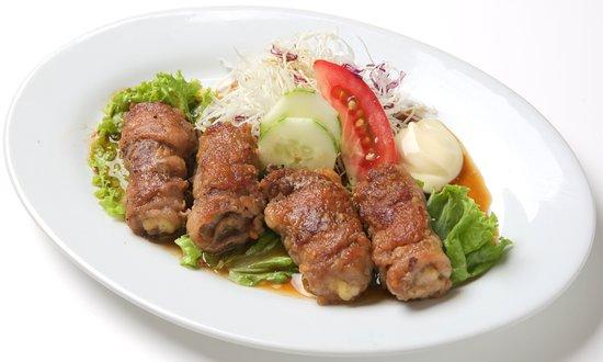 Gyu chese roll yaki