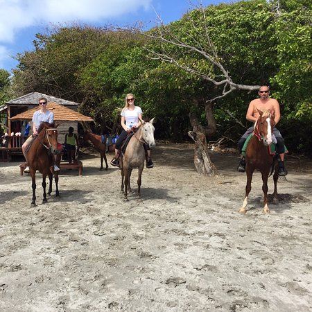 Gros Islet Quarter, St. Lucia: 🥰