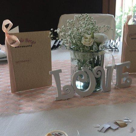 Evento speciale - Matrimonio