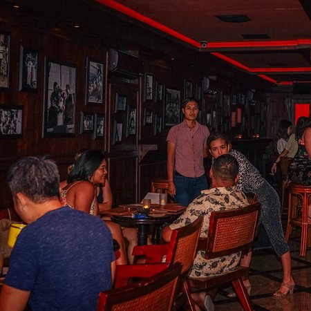 A Home-Bar of Havana Vibes in Bali