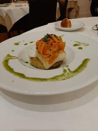 Lorette, فرنسا: Le poisson, bonne cuisson 